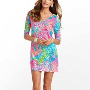 """Lilly Pulitzer Eliza Dress in """"Lets Cha Cha"""""""